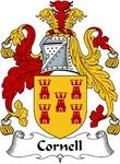 Cornell Family Crest