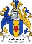 Coleman Family Crest