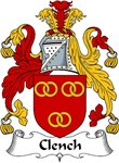 Clench Family Crest