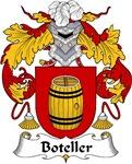 Boteller Family Crest