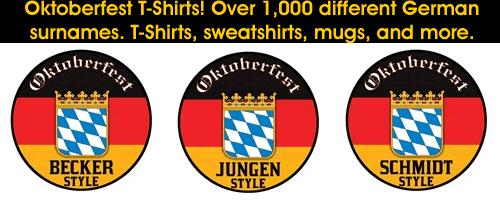 Oktoberfest T-Shirts