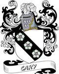 Cary Coat of Arms