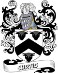 Curtis Coat of Arms