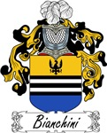 Bianchini Family Crest, Coat of Arms