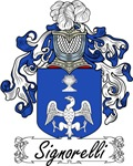 Signorelli Family Crest, Coat of Arms