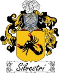 Silvestri Family Crest, Coat of Arms