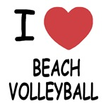 I heart beach volleyball