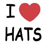 I heart hats