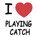 I heart playing catch