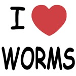I heart worms