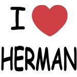 I heart herman