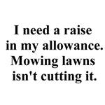 lawn mowing joke
