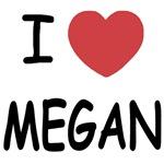 I heart megan