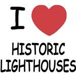 I heart historic lighthouses