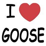 I heart goose