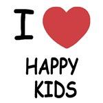 I heart happy kids