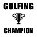 golfing champ