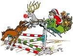 Santa Jumping Jump