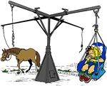 Horse Babysitter