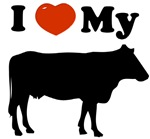 I luv my cow