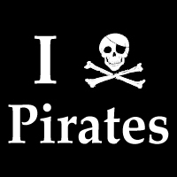 I Jolly Roger Pirates