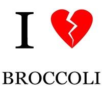 I [don't heart] Broccoli