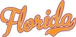 Florida Script Gold VINTAGE