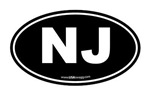 New Jersey NJ Euro Oval
