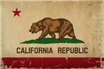 California State Flag VINTAGE