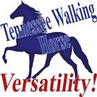 Tennessee Walking Horse T-shirts: Versatility