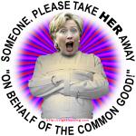 Take Hillary Away