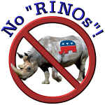 No RINOs!