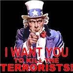 Kill Terrorists