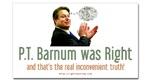 Al Gore - PT Barnum