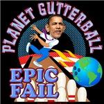Planet Gutterball