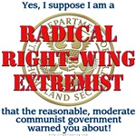 Radical Right-Wing Extremist