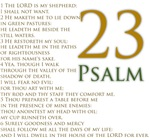23rd Psalm Travel Accessories