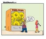 Tuba Vending Machine