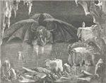 Canto 34 - Dante & Lucifer