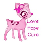 love hope cure - cancer awareness