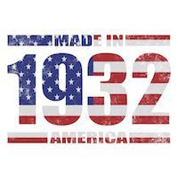 1932 Made In America