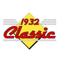 Classic 1932 Sign