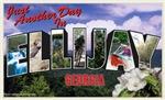 Ellijay, GA  Post Card