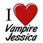 I Heart Vampire Jessica