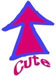 Cute Arrow Up