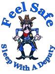 Feel Safe Sleep With A Deputy