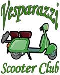 Club Design for Vesparazzi
