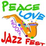 Peace Love Jazz Fest 2007