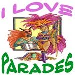 I Love Parades