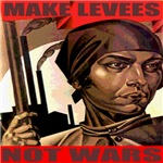 Make Levees Not Wars